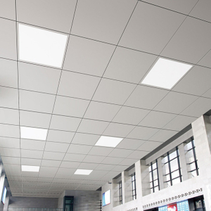 2020 Hotsale 600*1200 Manybest Aluminum Clip in Decorative Metal Ceiling Tiles