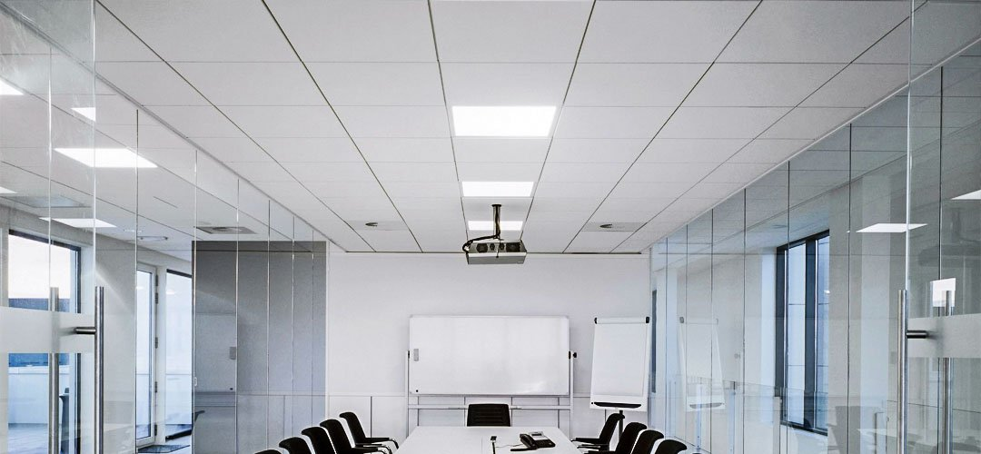 Clip-in ceiling system