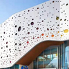 Aluminium Architectural Panels Metal Perforated Panel for Building Decoration