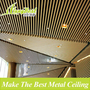 2019 Manybest High Quality 3d Aluminum Decorative Lobby Wall Tiles And Ceiling Tiles Design