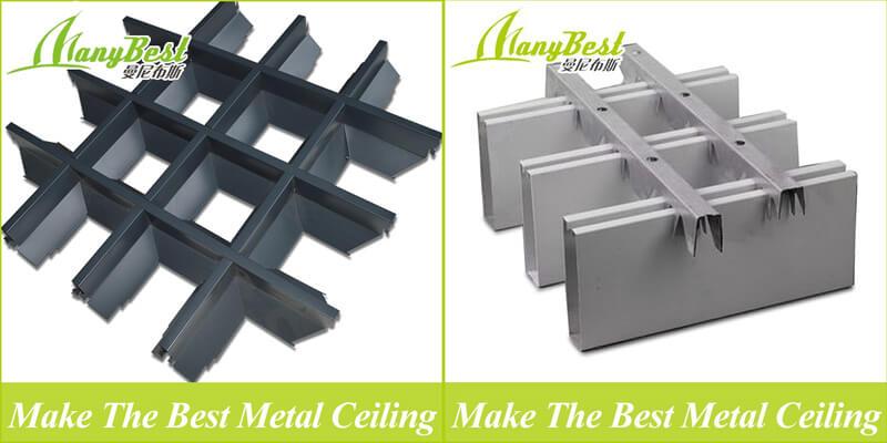 aluminum fangtong ceiling
