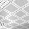 Good Prices Soundproof and Fireproof Decorative Aluminum Ceiling Metal Tile With SGS
