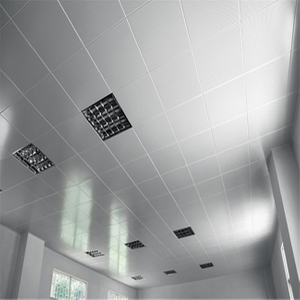 300*600 Foshan Cost Price Decoration Aluminum Clip in Metal Ceiling Plate