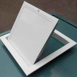 Lockable Aluminum Ceiling Inspection Access Panels Hatch Metal Ceiling Access Doors