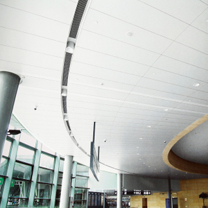 2020 Suspended Aluminum Insulated Ceiling Panels With CE SGS Certification